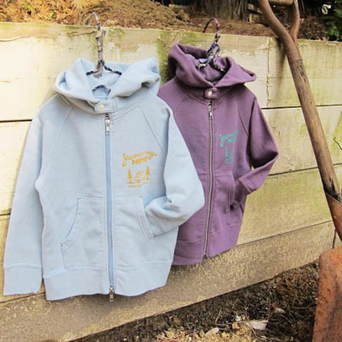 pony go round home zip parka