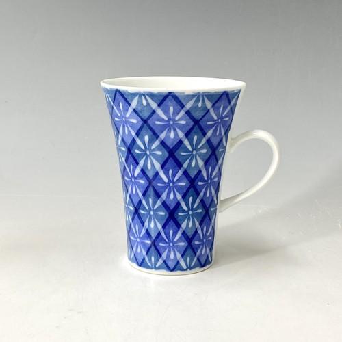 【中尾英純】和紙染マグカップ