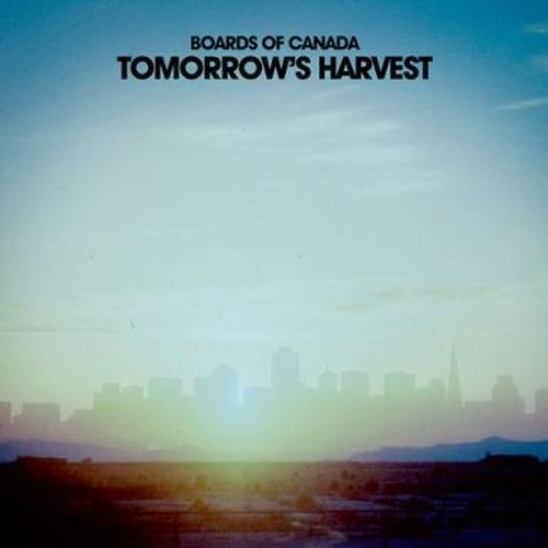 (2LP)Boards Of Canada 「Tomorrow's Harvest」