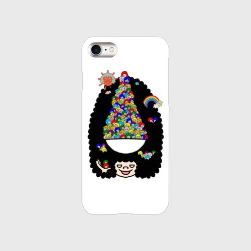 アフロのポケットからアフロがいっぱい/Junpata (iPhone8)