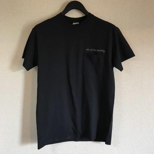 ポケットT-shirt 6.0oz サイズ:M