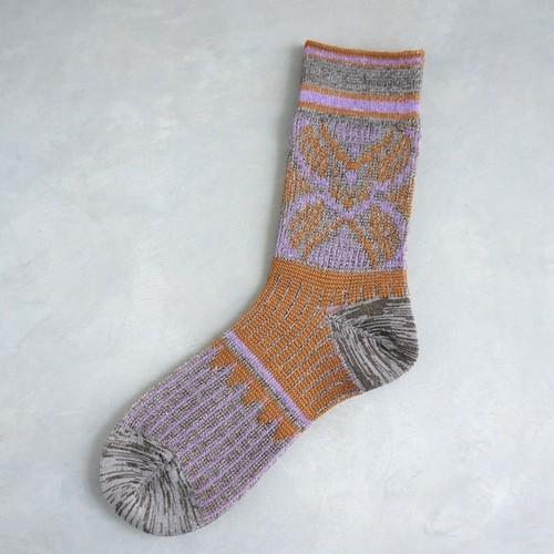 socks A-S02 キャメル