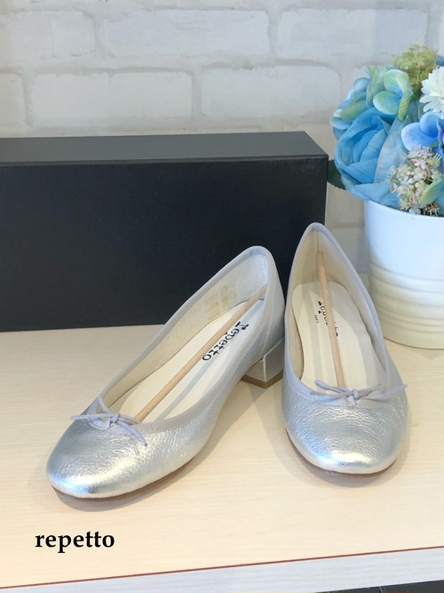repetto(レペット)/Camilleパンプス/31511(SV)