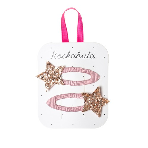 H1279P BEDAZZLE STAR CLIPS