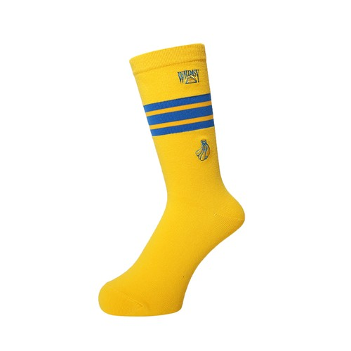 WHIMSY(ウィムジー) /FRESH DELIVERY SOCKS  -YELLOW-