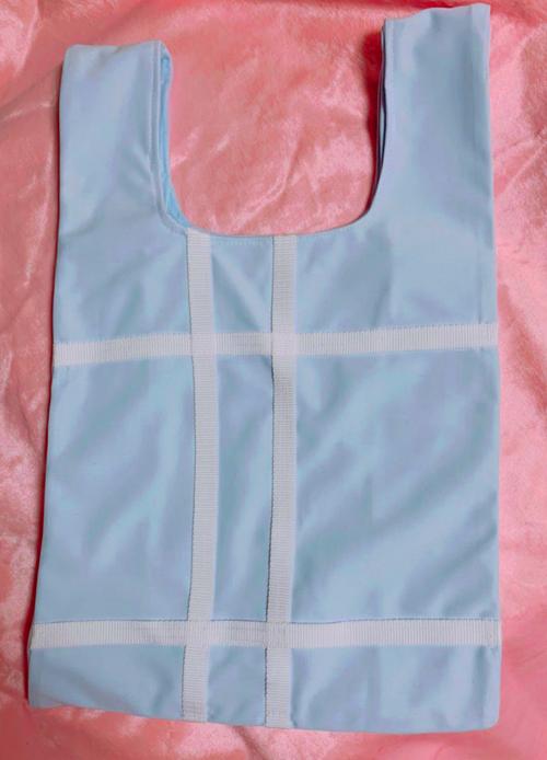 サイオーガウマ04「水色バッグ」