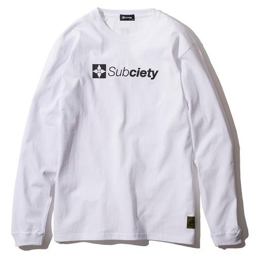 Subciety THE BASE L/S / サブサエティ 長袖Tシャツ / 105-44019