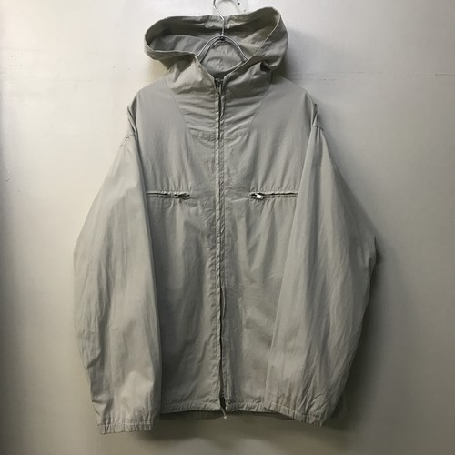 MID 1990s HELMUT LANG HOODED JACKET