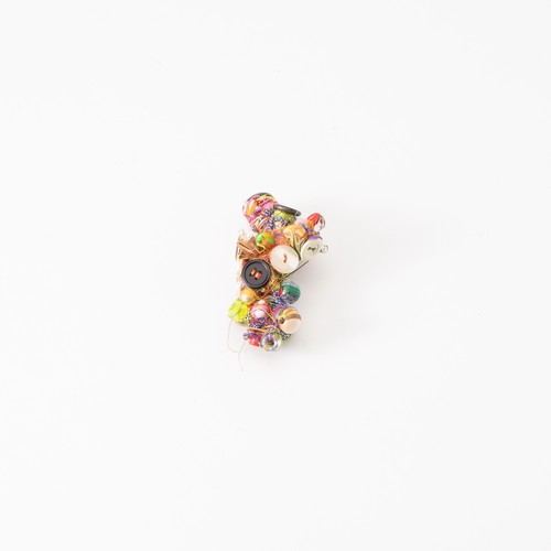 Cocoon Brooch by Chinami-1