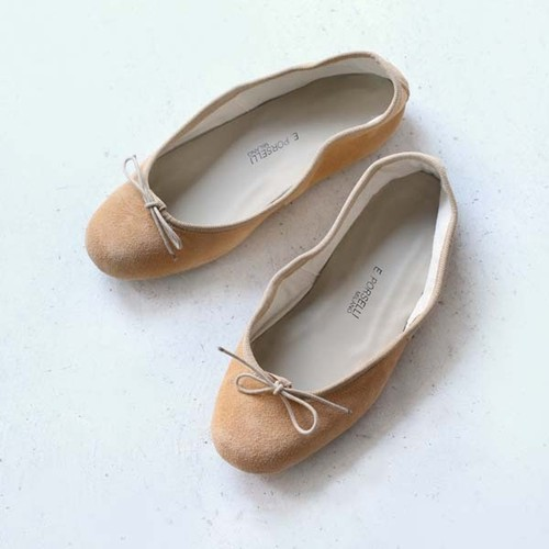 【PORSELLI】 Ballet Shoes