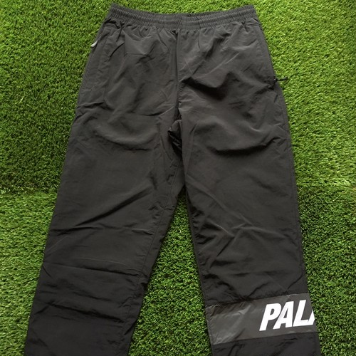 【palace skateboards】-パレススケートボード-PSB SHELL BOTTOMS BLACK