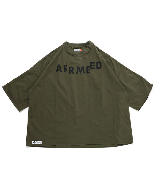 ARMED WIDE SHIRT
