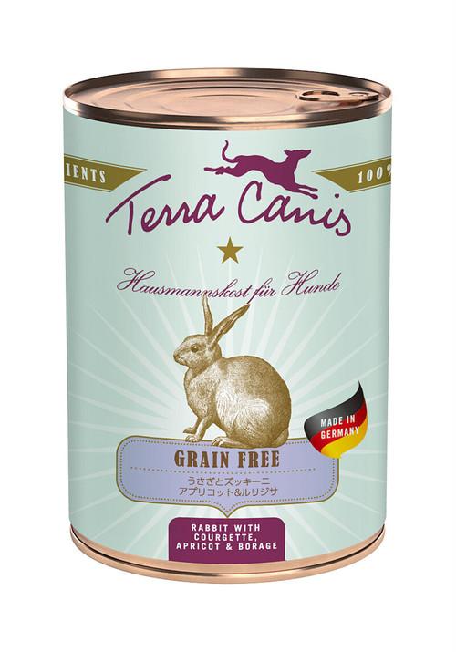 テラカニス【グレインフリー総合栄養食】ウサギ肉