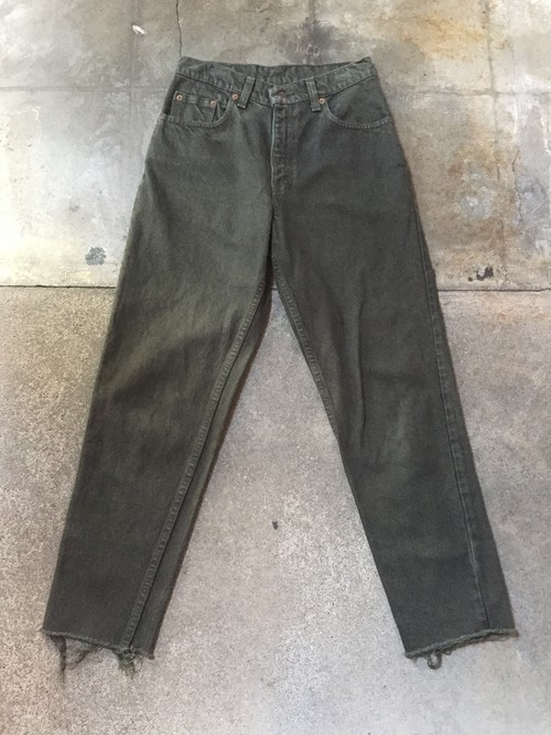 90s Levi's 550 Denim Pants / USA