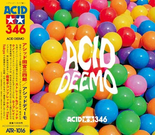 アシッド田宮三四郎CD『ACID DEEMO』