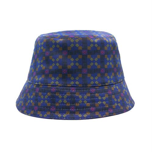 CROSSWALK BUCKET HAT / NAVY