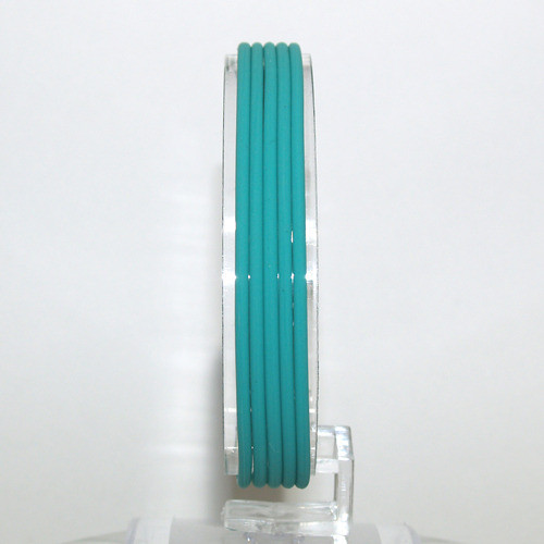 FPS 5.0 NEON GREEN Tripure fuloope RUBBER JEWEL 蛍光 緑 グリーン