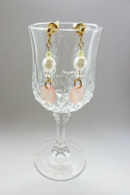 ラブリーピアス / Lovely earring