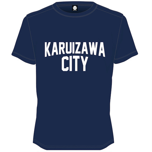 【New】KARUIZAWA CITY   ( Indigo Blue / White )