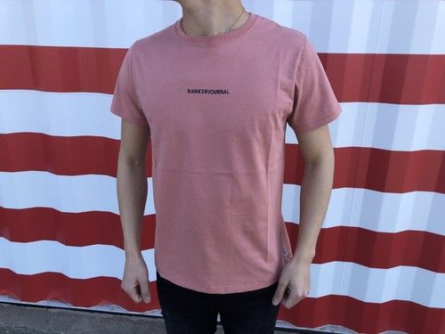 EXCLUSIVE Tシャツ (old rose)