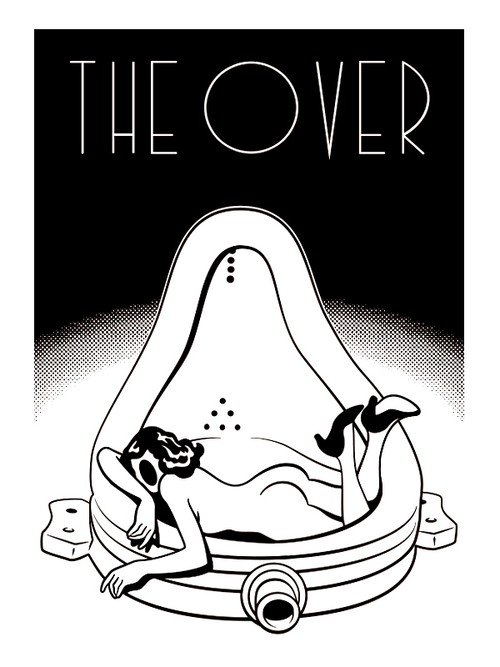 The Over フォント2