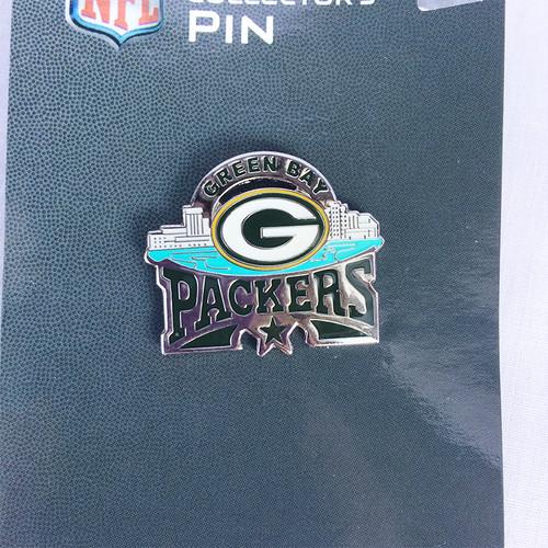 グリーンベイ パッカーズ GREEN BAY PACKERS バッチ NFL 2289