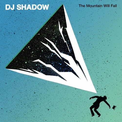 (2LP)DJ Shadow 「The Mountain Will Fall」