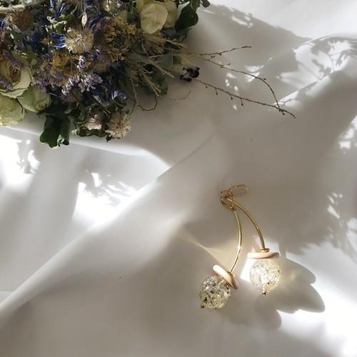 No.74 leaf beads