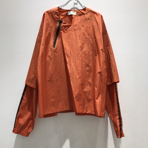 JieDa LAYERED NYLON L/S   ORA