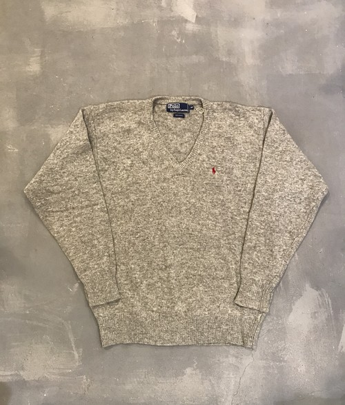 POLO by Ralph Lauren V-neck Sweater [2097]