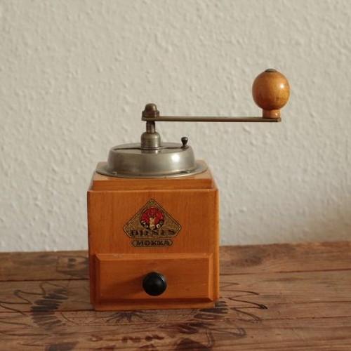 Pe De   Peter Dienesヴィンテージ コーヒーミル/コーヒーグラインダー