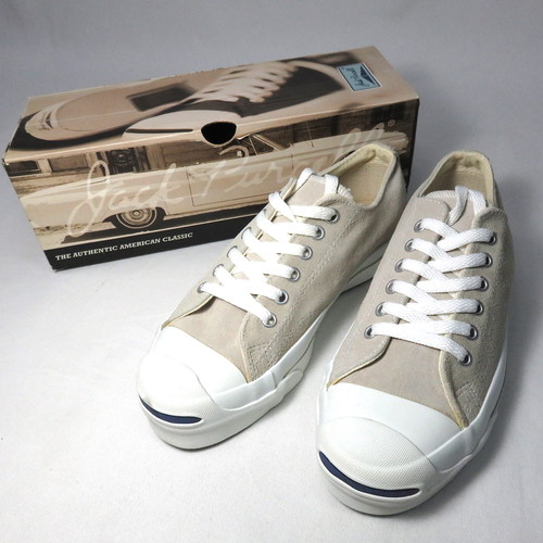 90's CONVERSE JACK PURCELL Dead Stock U.S.A. (コンバースジャックパーセルアメリカ製 )