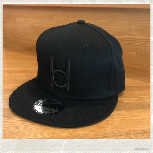 BLACK DYAMOND x NEWERA/Black