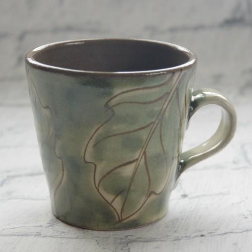 やちむん【南陶窯】マグカップ