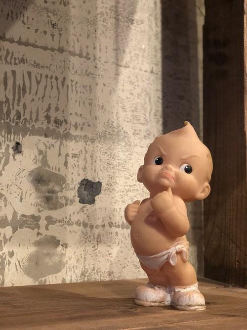 アメリカ ビンテージ USA ソフビ 赤ちゃん