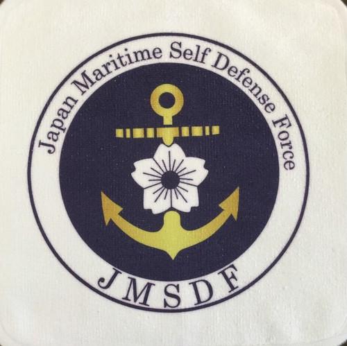 JMSDFマイクロファイバーハンドタオル白1枚