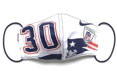 【デザイナーズマスク 吸水速乾COOLMAX使用 日本製】 NFL  SPORTS MIX MASK CTMR 1125006