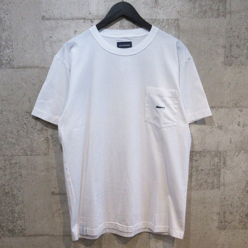 DESCENDANT 19AW CACHALOT CREW NECK SS 01