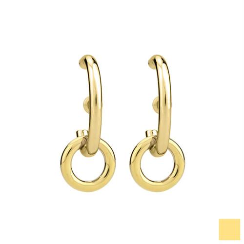 combination pierce -gold