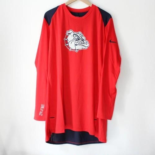 NIKE (ナイキ) NCAA dri fit Shooting Shirts 【Gonzaga Bulldogs】