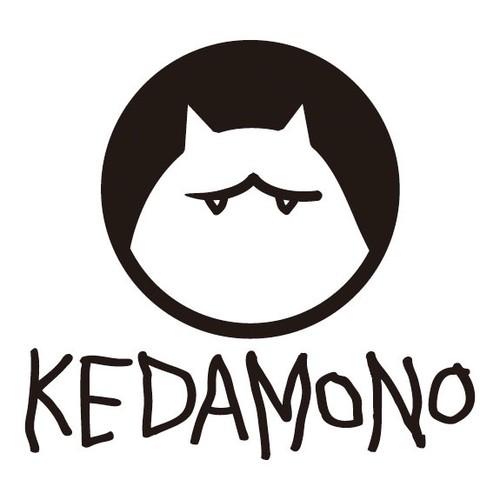 KEDAMONO けだものスマホカバー 《付け替え用》クリアハードケース