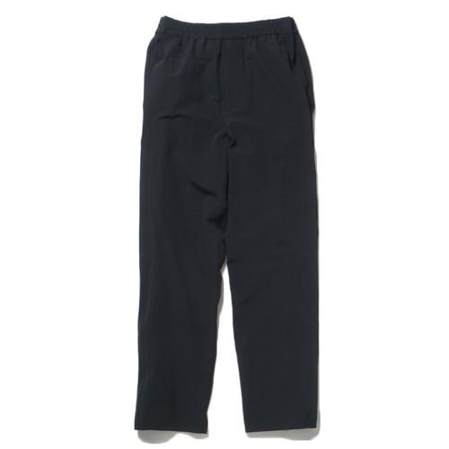 YOKE WIDE & STRAIGHT PANTS(NAVY)