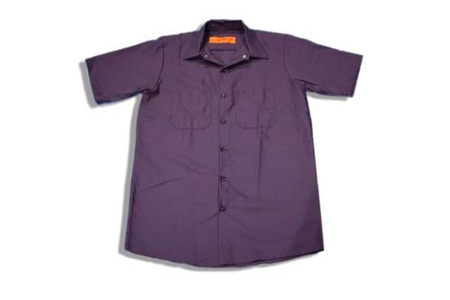 RED KAP WORK SHIRT CHARCOAL
