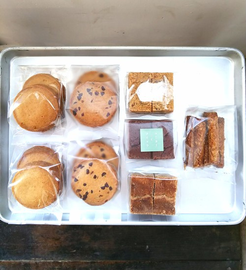 6月23日(土)発送・いろいろクッキーの箱