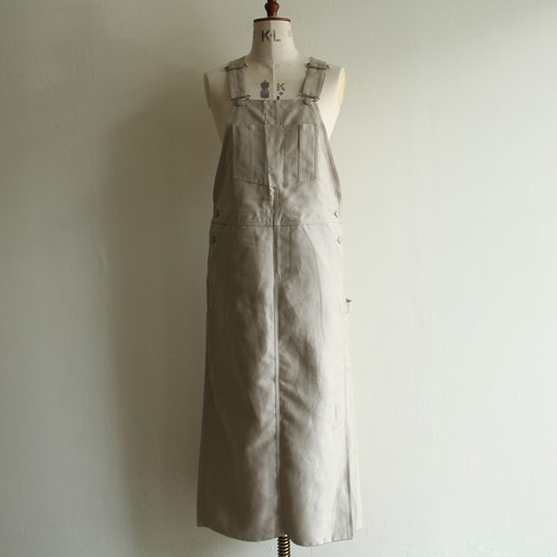 UNION LAUNCH【 womens 】linen cotton overalls skirt