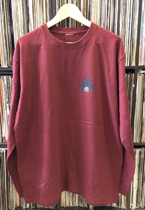 SOUL KITCHEN long sleeve burgundy