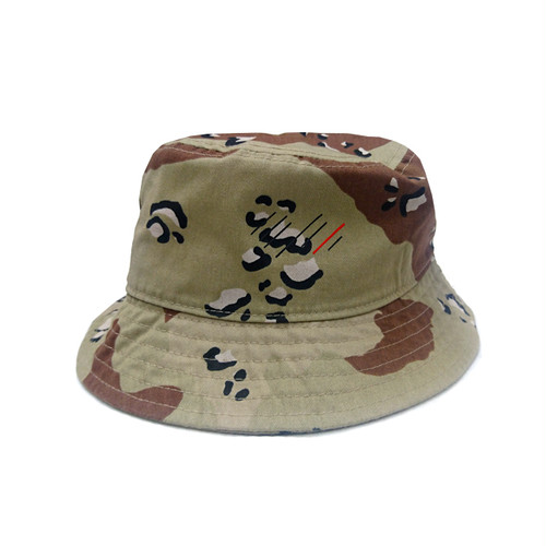 scar /////// BLOOD BUCKET HAT (Desert Camo)