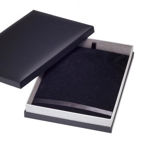 アクセサリー紙箱 コンビ式ネックレス・オメガネック用 10個入り KV-307-N