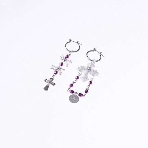 -2018007PE-Pierce/Earring