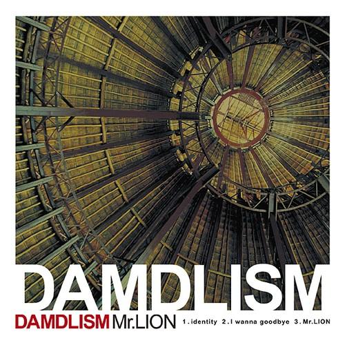 DAMDLISM / Mr.LION (CD)